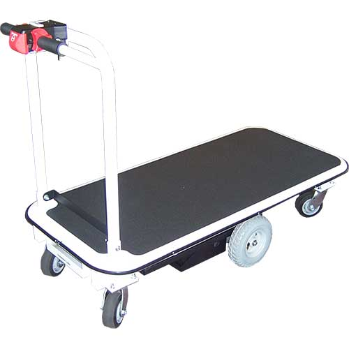 Moto-Cart Back Right View