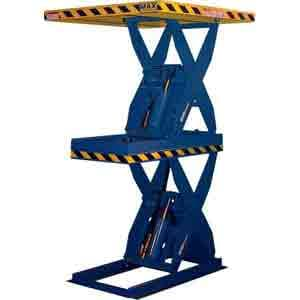 Multi-Stage Lift Tables