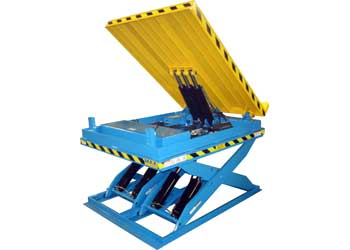 Double Wide Lift And Tilt Table