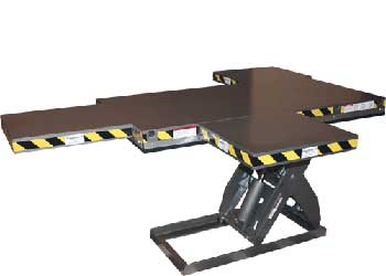 Stainless Lift Table For Horses
