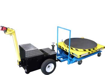 Electric Tugger Lift Table
