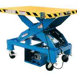DC Operated Lift Table