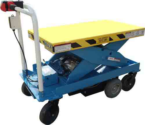 LPMC Mobile Lift Table