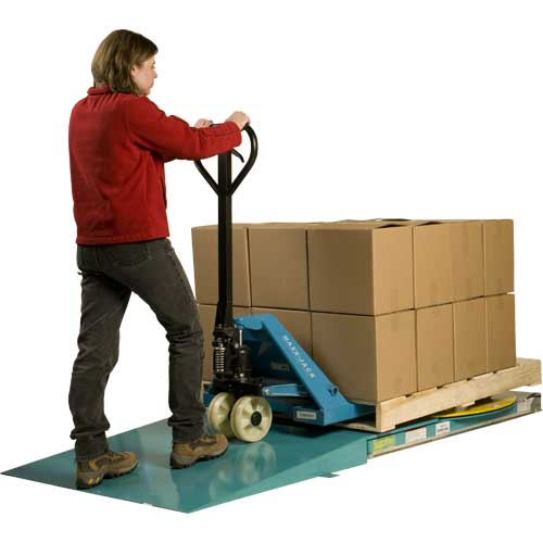 Lift-N-Spin Lift Table Loading Pallet