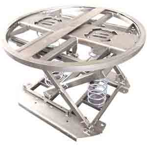 Stainless Steel Spring Lift