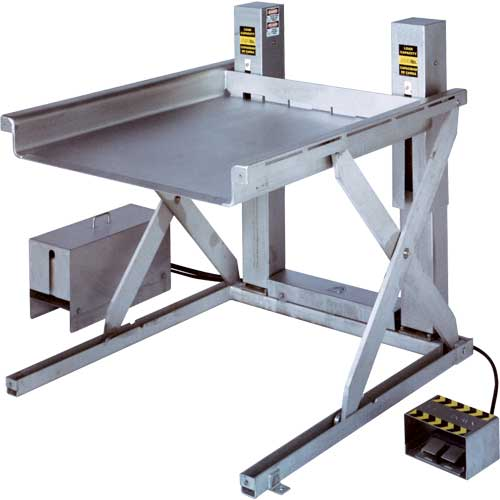 SSXTLP-25 Stainless Lift Table