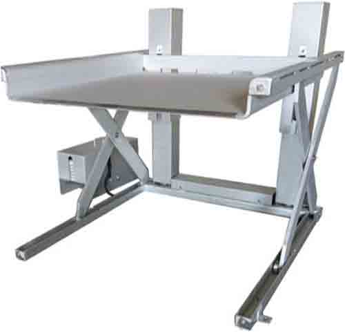 SXTLP Stainless Steel Lift Table