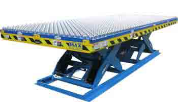 Lift Table Ball Transfer Top