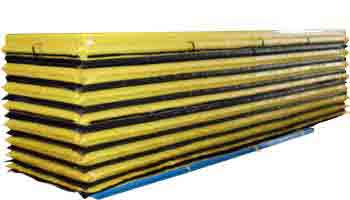 Lift Table Safety Skirting