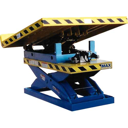 Max Lift And Tilt Table