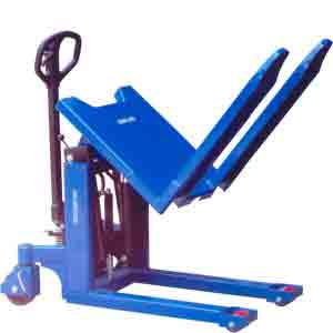 Manual Mobile Container Tilter