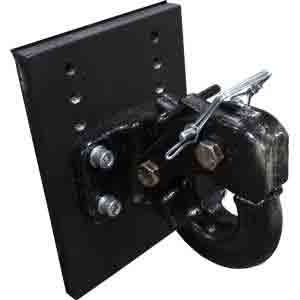 Tugger Hitch Plate